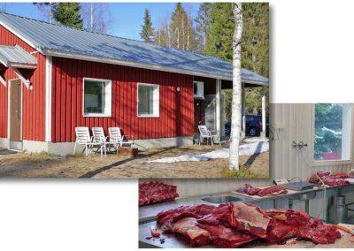 Lihankäsittelytila