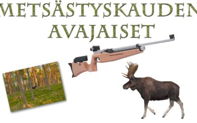 Kesäkokous ja metsästyskauden avajaiset 15.8.2020