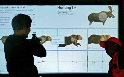 Minustako metsästäjä – Kilpailutulokset
